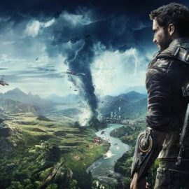 Just Cause 4 Images Leaked