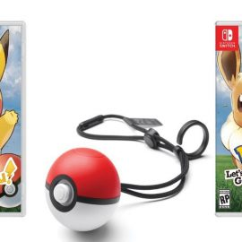 Pre-Orders For Let's Go Pikachu + Pokeball Plus Cancelled on Amazon