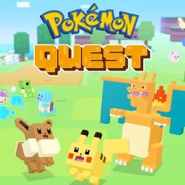 Pokémon Quest Release Date Announced For Mobile