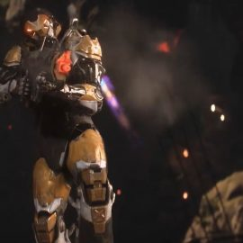Loot Boxes Are Out Of Anthem, But There's Still Cosmetics