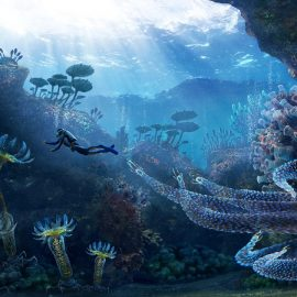Subnautica Announced For Playstation 4 Release