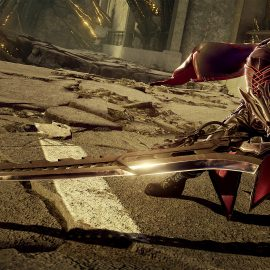 Code Vein Getting Delayed Into 2019