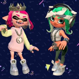 Splatoon 2 Pearl & Marina amiibo launching next week, unlock new outfits and more