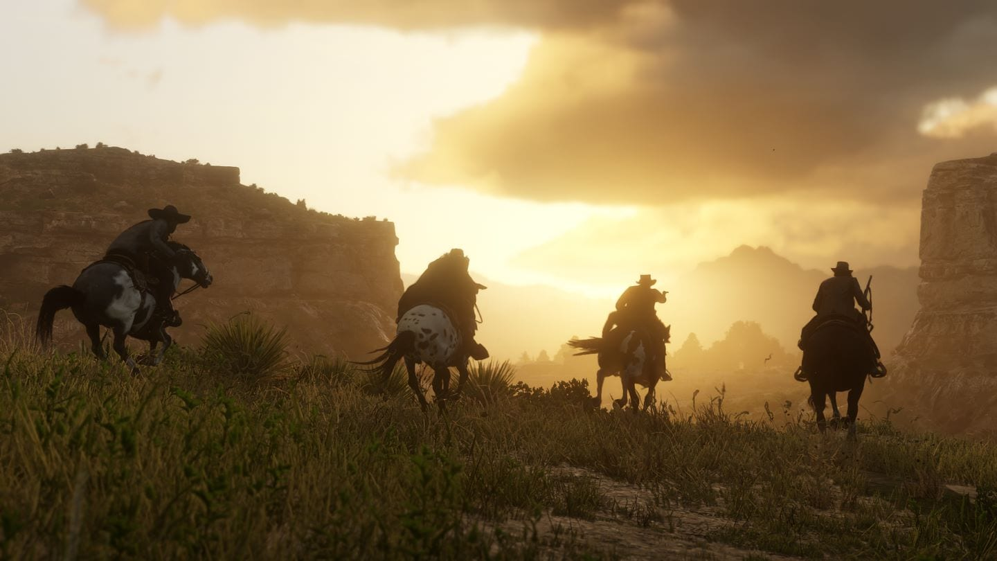 PC Version Of Red Dead Redemption 2 Possibly Leaked Through