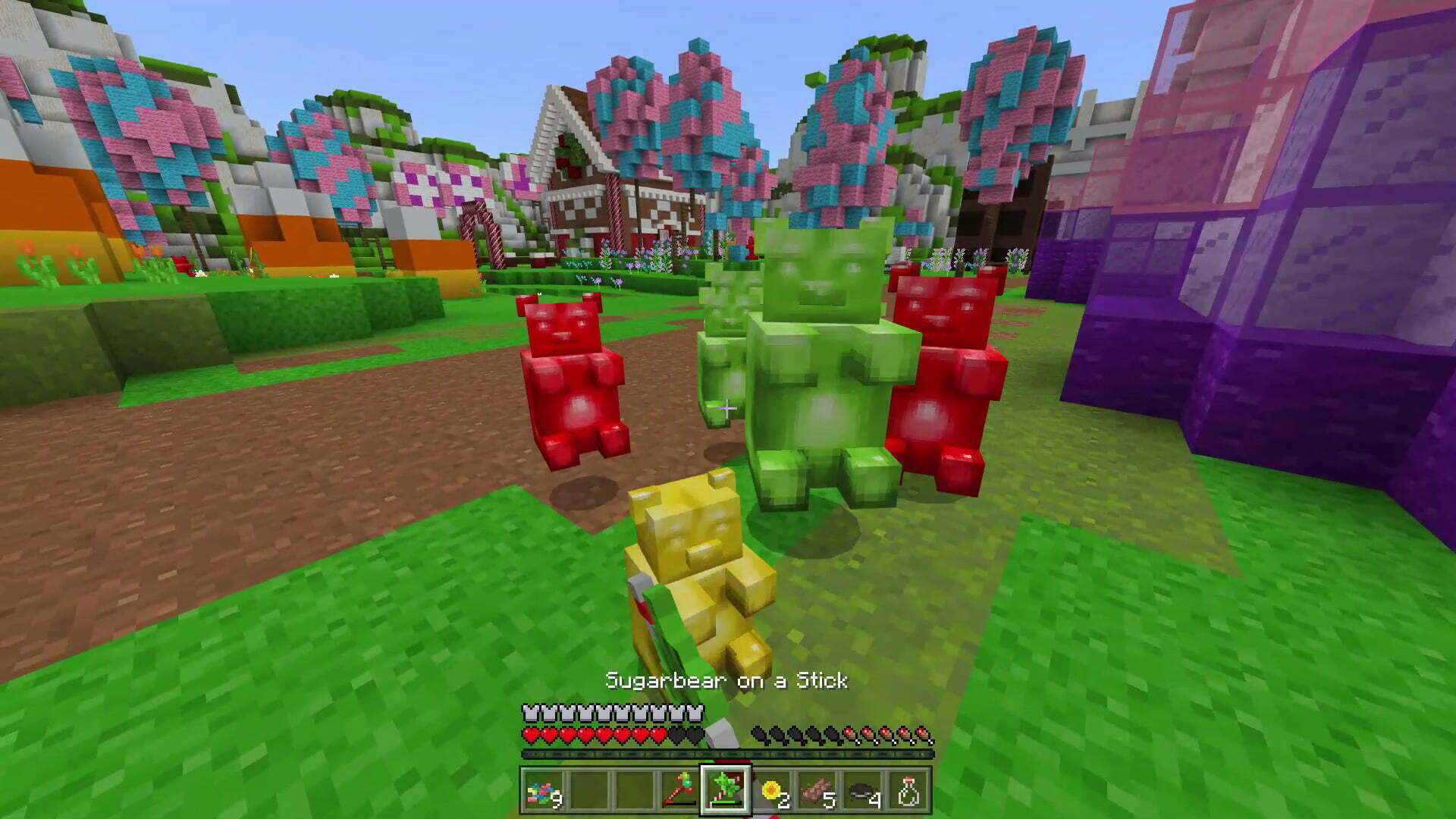 Minecraft Bedrock: A Nightmare in Candyworld Review
