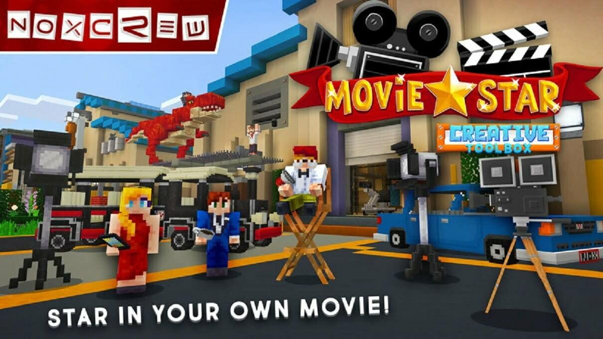 Minecraft Bedrock: Movie Star Review — Rectify GamingRectify