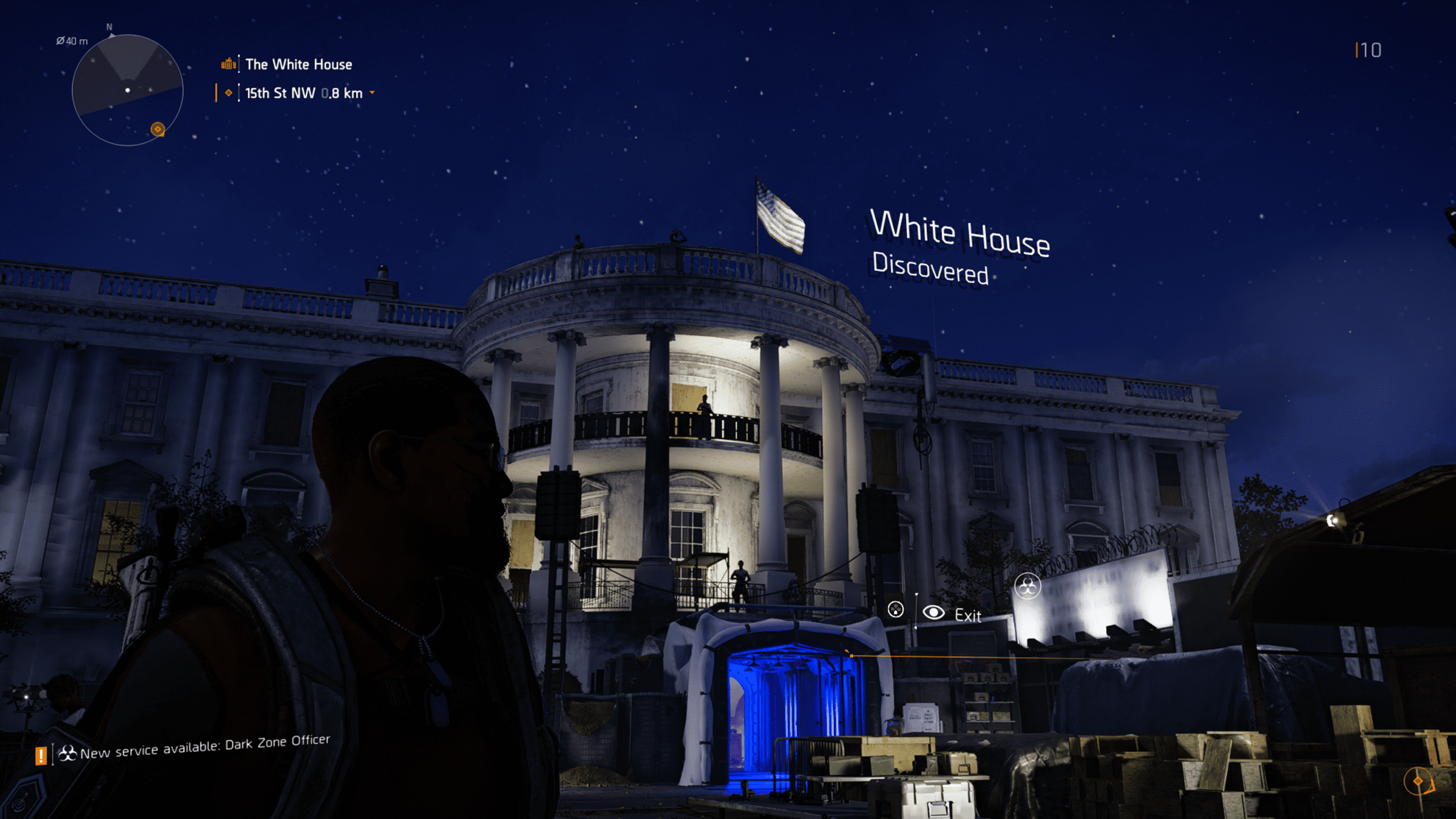 Division 2 White House