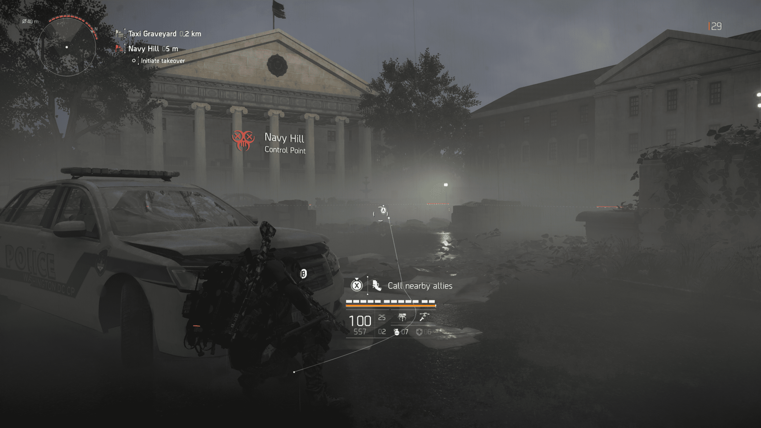 Division 2 fog