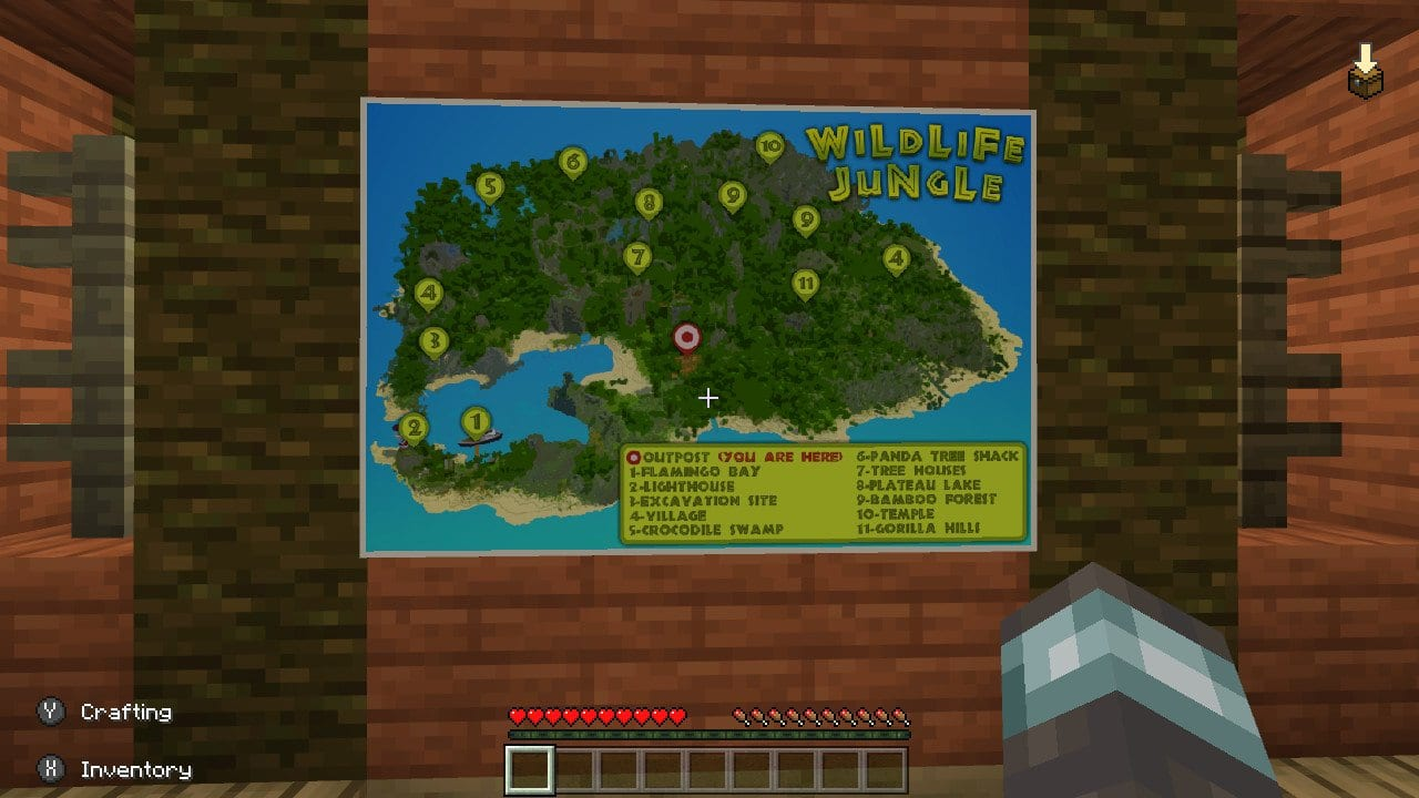 Minecraft Marketplace Map Review: Wildlife: Jungle — Rectify