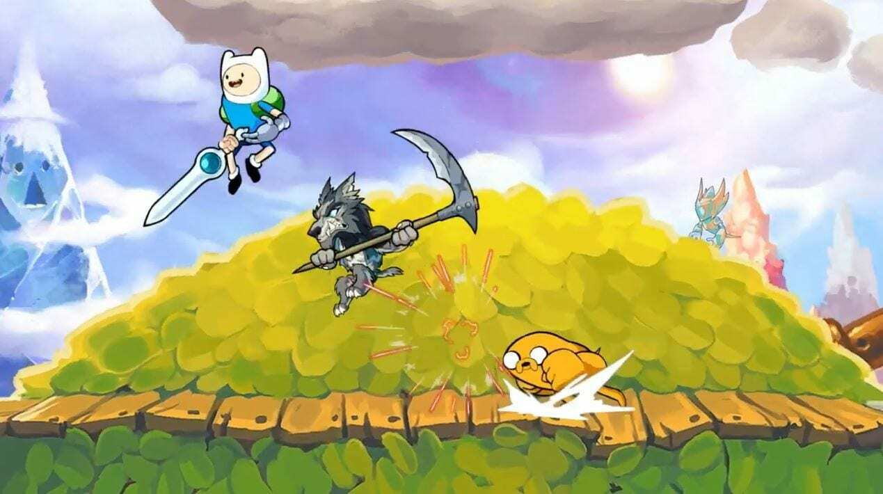 E3 2019: Brawlhalla Is Getting Adventure Time Character Pack