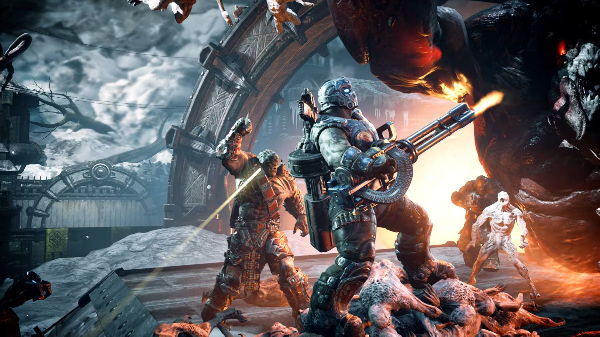 Review: Gears 5 — Rectify GamingRectify Gaming