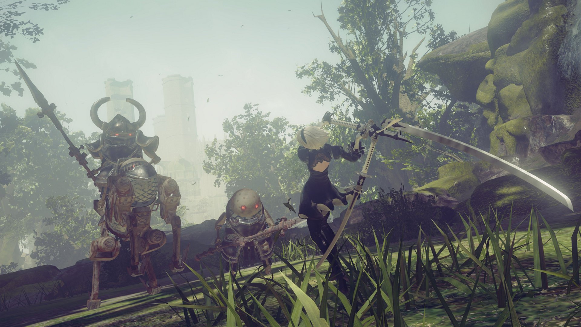 Nier Automata Makes Its Way To Xbox Game Pass This Coming