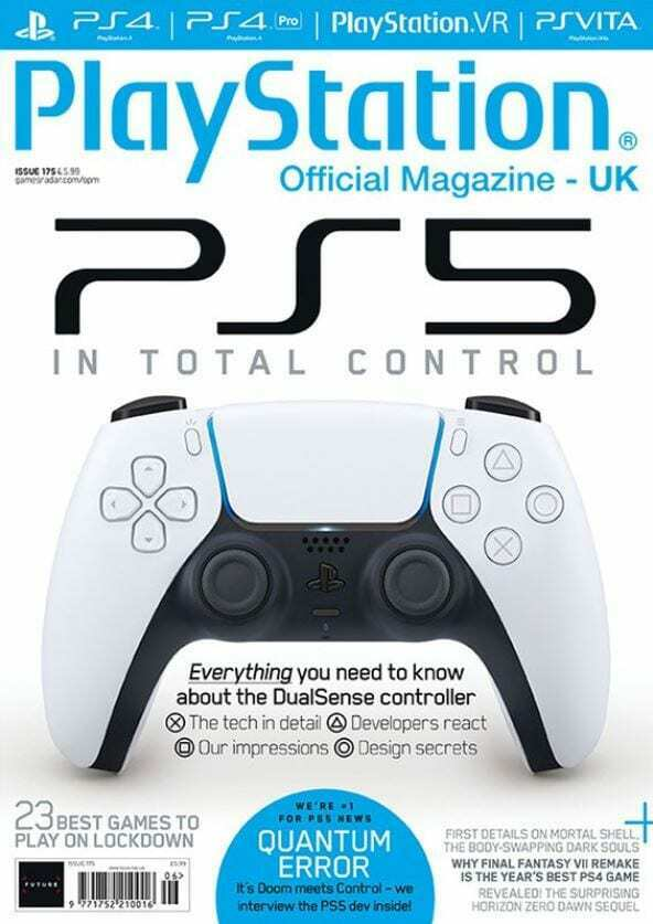 Leaked Cover For Upcoming Official Playstation Magazine Issue Does Not Hint At Upcoming Event For Playstation 5 Publications Confirms Rectify Gamingrectify Gaming