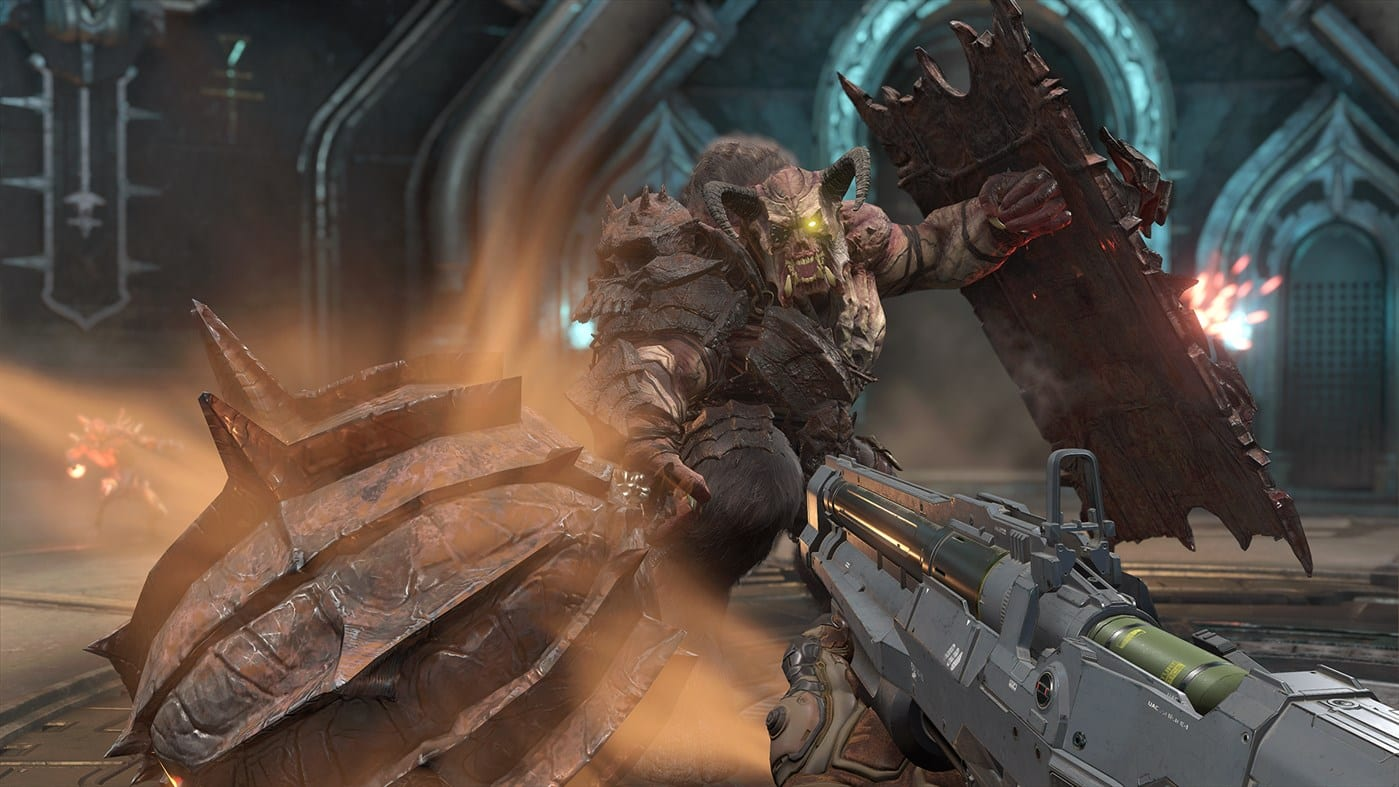 Id Software Brushes Upon Controversy With Doom Eternal Composer