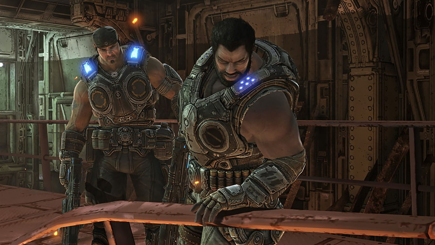 Report: Epic Games Crafts PlayStation 3 Build For Gears Of ...