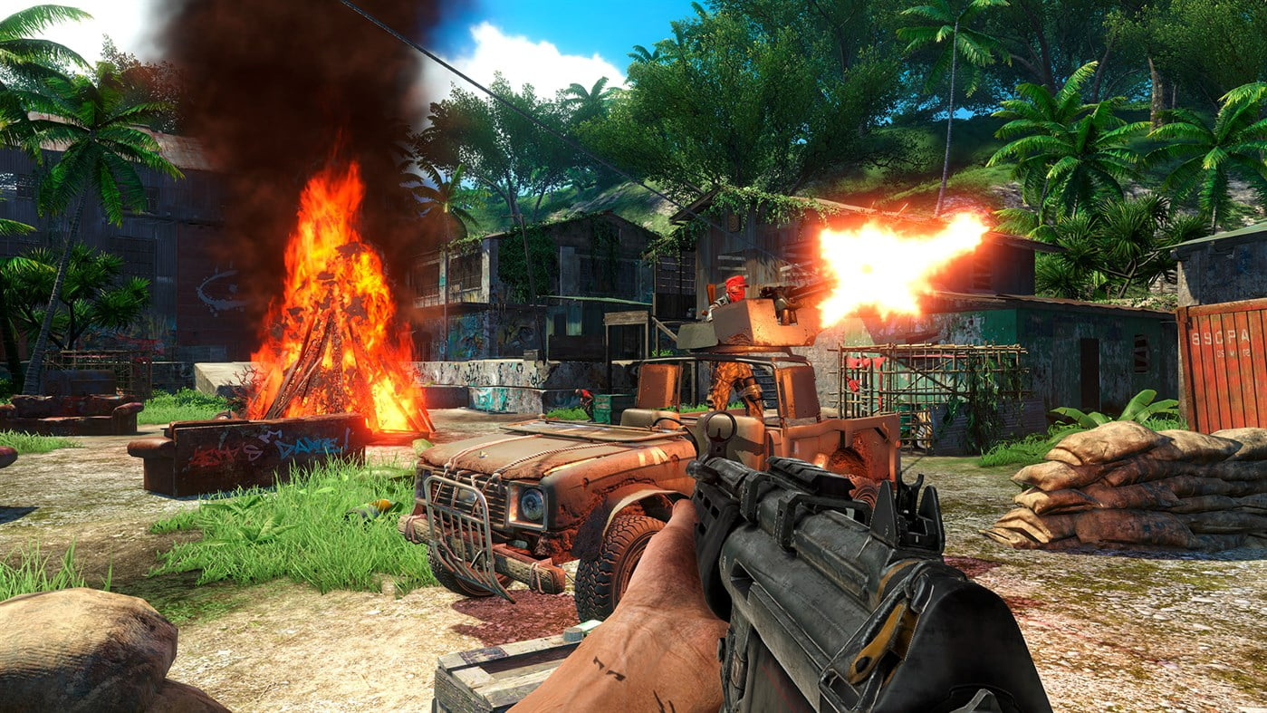 Next Far Cry Installment Reported To Be Shown During July S Ubisoft Forward Returns To Its Tropical Roots Rectify Gamingrectify Gaming